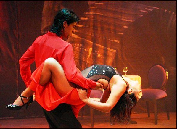 Аргентинское танго вертикальный секс