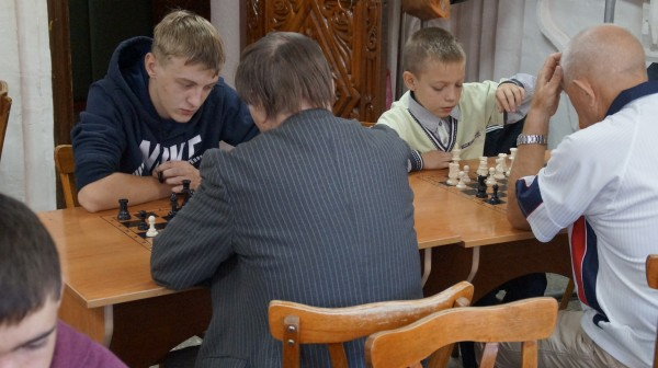Шахматный праздник917