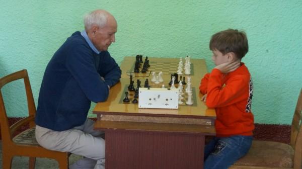 Шахматный праздник919