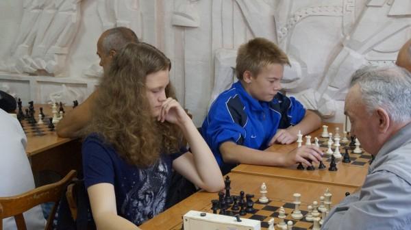 Шахматный праздник918