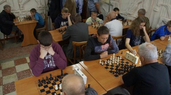 Шахматный праздник907