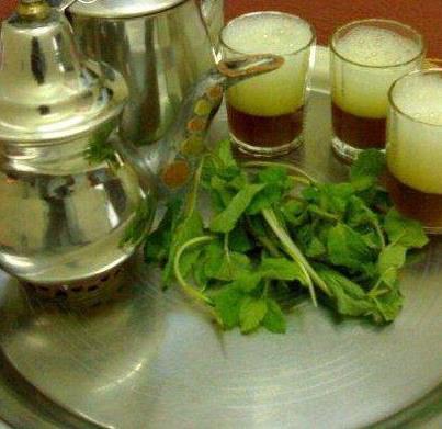 Мавританский чай
