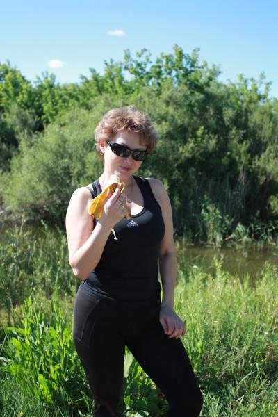 Ем банан