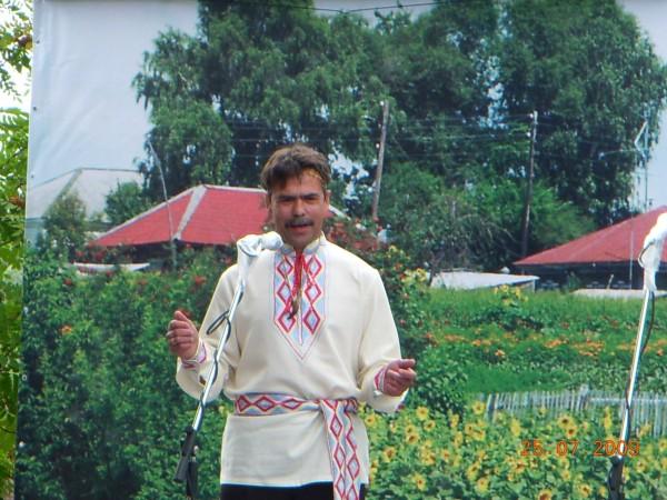 Сергей Берестов на Шукшинском фестивале