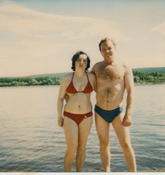 На Нижней Тунгуске, 90-е