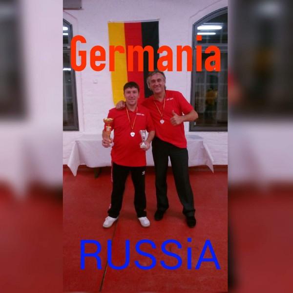соревнования по НСИ в ГЕРМАНИИ