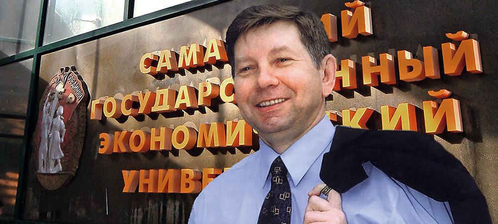 Александр Жабин